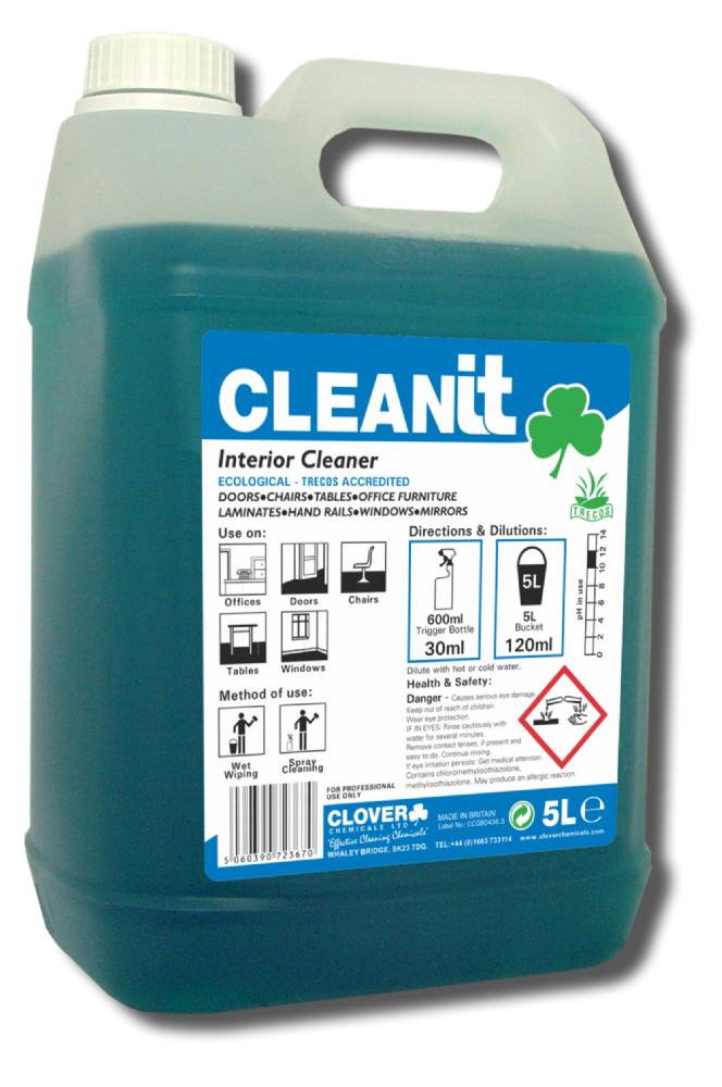 Clover Clean It Multi Surface Cleaner